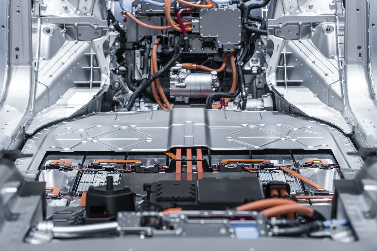 bateria carro eletrico assoalho