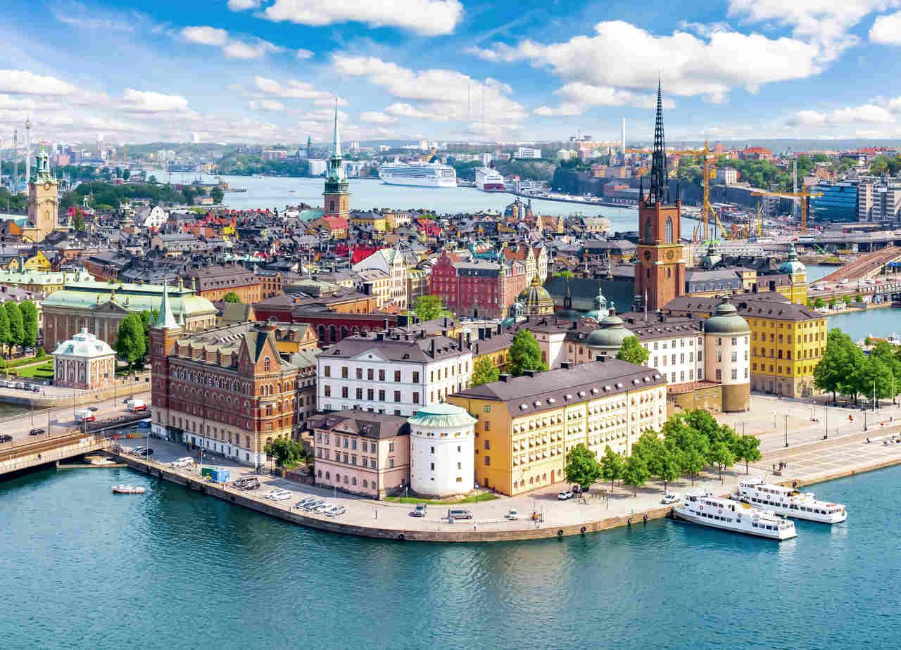 Estocolmo é eleita a cidade inteligente do ano em Smart City Expo 2019