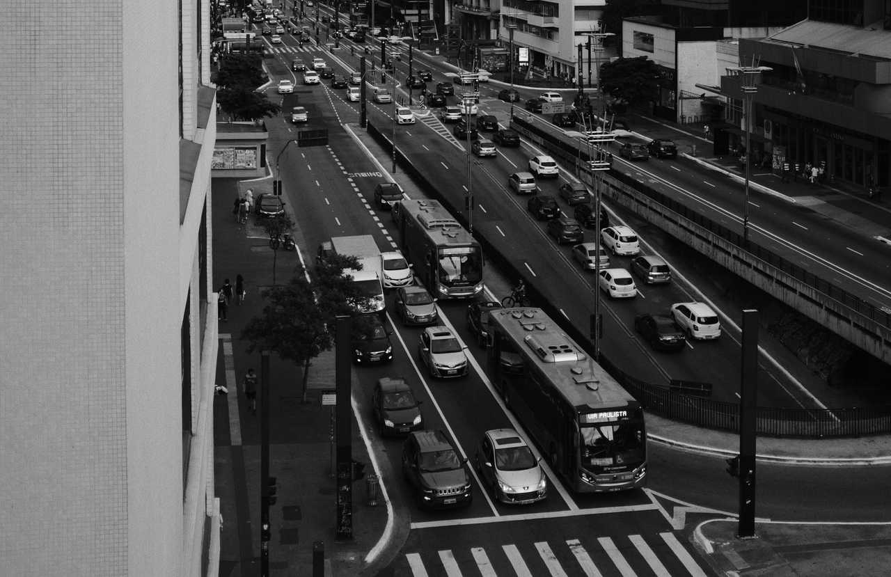 transito avenida paulista