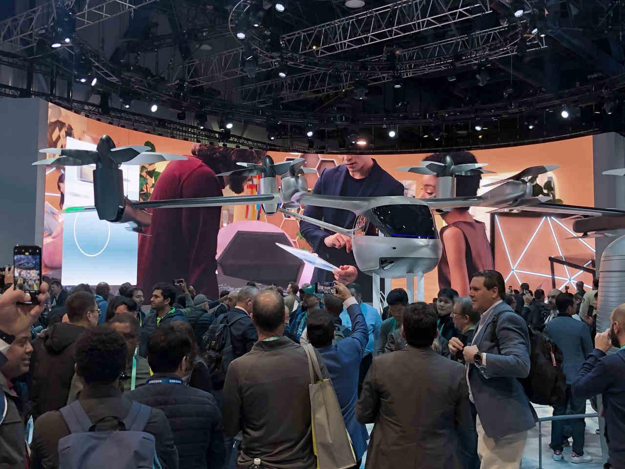 CES 2020: o futuro da mobilidade na maior feira de tecnologia do mundo
