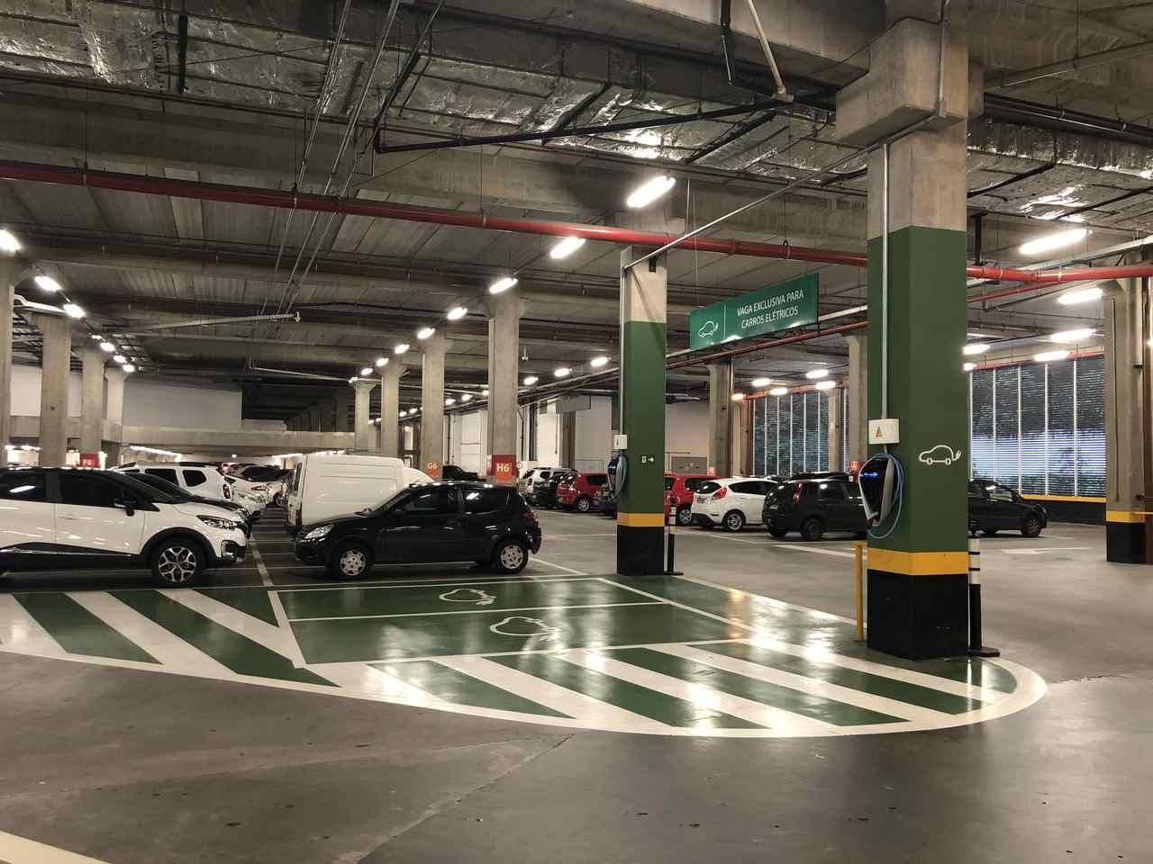 Melhores estacionamentos de shopping em São Paulo