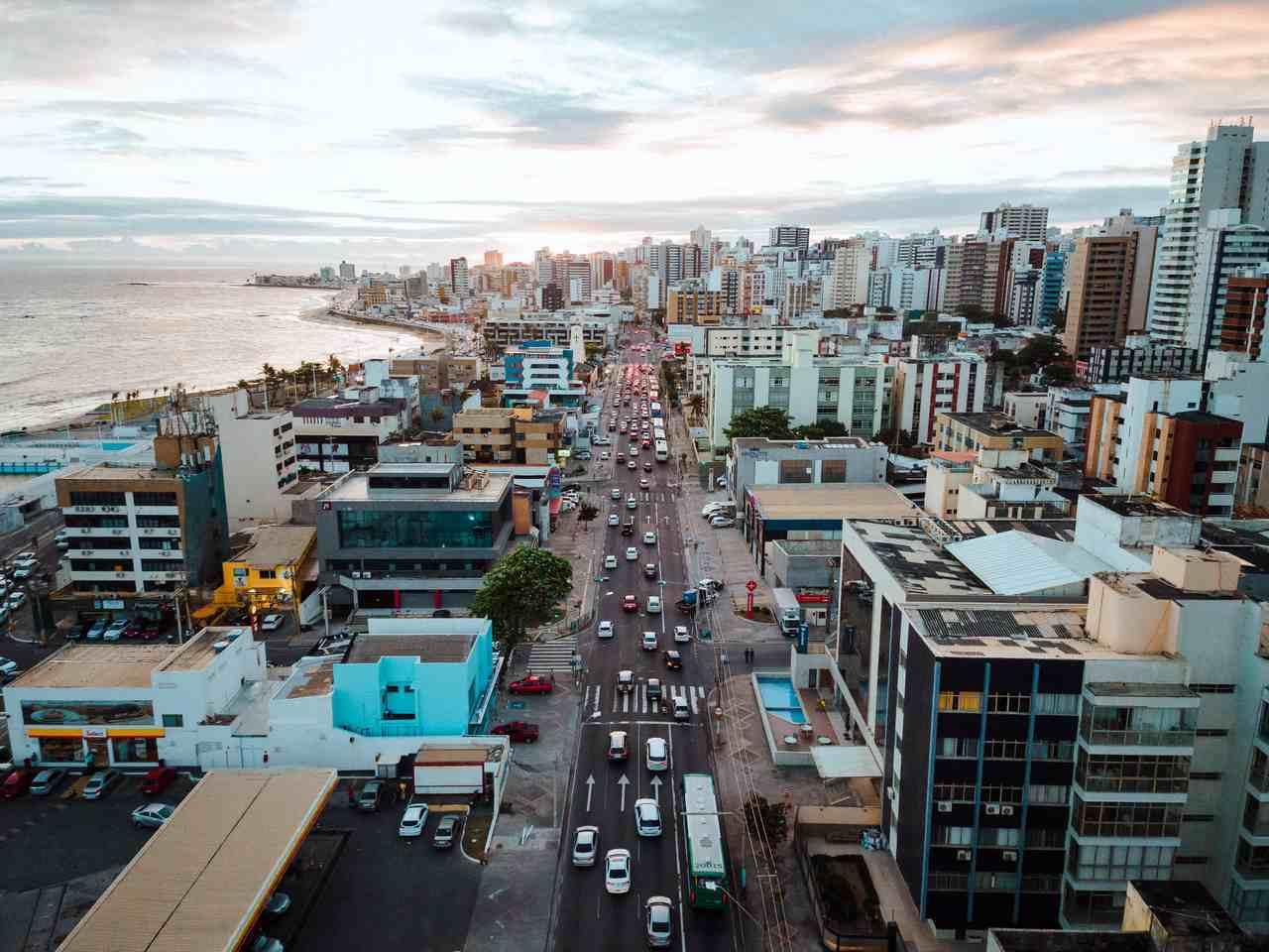 Cidades que encantaram o Zul Digital