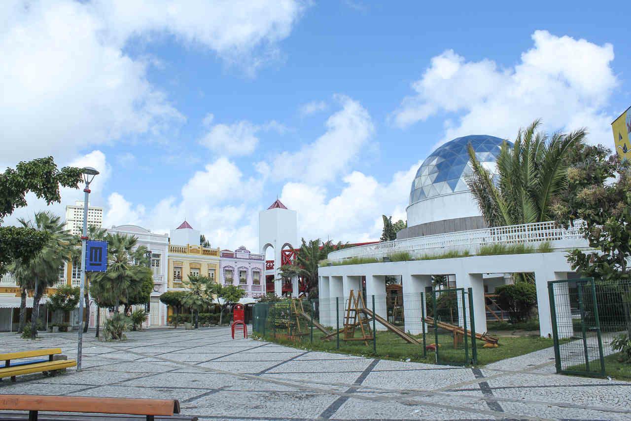 Centro de Arte e Cultura Dragao do Mar Fortaleza Ceara