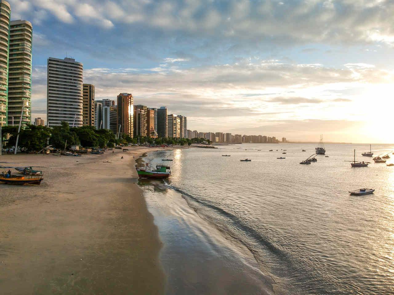 Aniversário de Fortaleza: lugares históricos da cidade que têm Zona Azul Digital